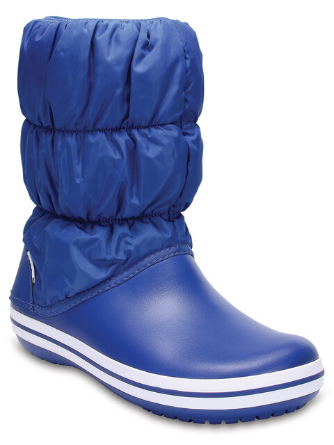 Crocs Winter Puff Boots Women Blue Jean/Blue Jean